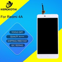FOR Xiaomi Redmi 4A 100 Tested Good Quality LCD Display Touch Screen Digitizer Full Assembly MI