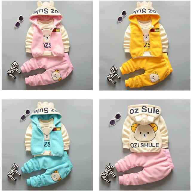 616b5ca98 Detail Feedback Questions about 6M 4T Baby Girl Clothes Set 3Pcs ...