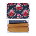 "New Canvas Elephant Design  13.3"" 14""15.6"" Laptop case ultrabook Sleeve Soft PC Notebook Bag Cover for macbook hp sony"