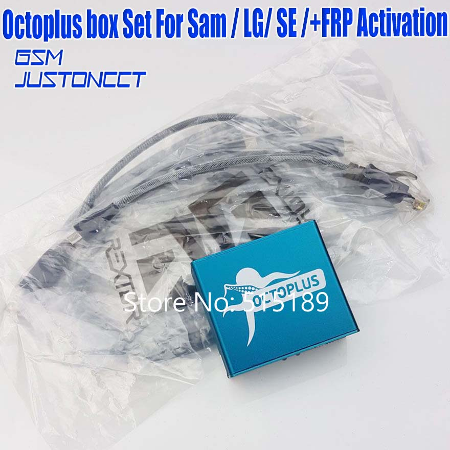 HOT SALE] 100% Original new Octopus box for Samsung imei