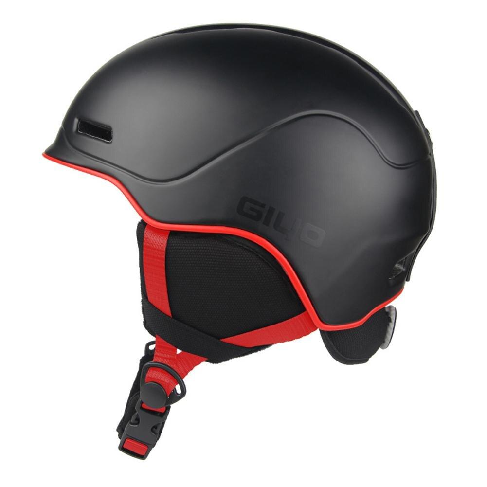 Professionnel Unisexe Adulte Ski Vélo Casque de Sécurité Chaleur Confortable Respirant Ultra Léger Moulée Intégralement Casque de Sports dans Casques de ski de Sports et loisirs