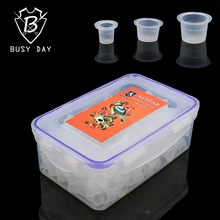Disposables Tattoo Ink Cups Brand Sterile Ink Caps Three Size Tattoo Accessories For