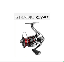 2016NEW SHIMANO STRADIC CI4+ 1000 2500 C3000 4000 Gear ratio 5.0:1/4.8:1 HAGANE GEAR X-SHIP MGL ROTOR SPINNING REEL