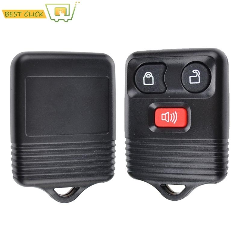 Das Beste Auto Remote Ersatz Schlüssel Pad Abdeckung Fob Fall Shell Keyless Alarm Reparatur Kit Für Ford Econoline Scape Escort Expedition F150