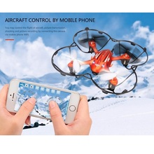 JJRC H6W WIFI Real-time FPV Transmission 2.4G 4CH 6 Axis Gyro RC Helicopter with Camera