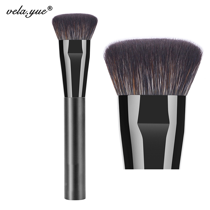 Professionell Flat Contour Brush Premium Face Blending Highlighting Makeup Brush