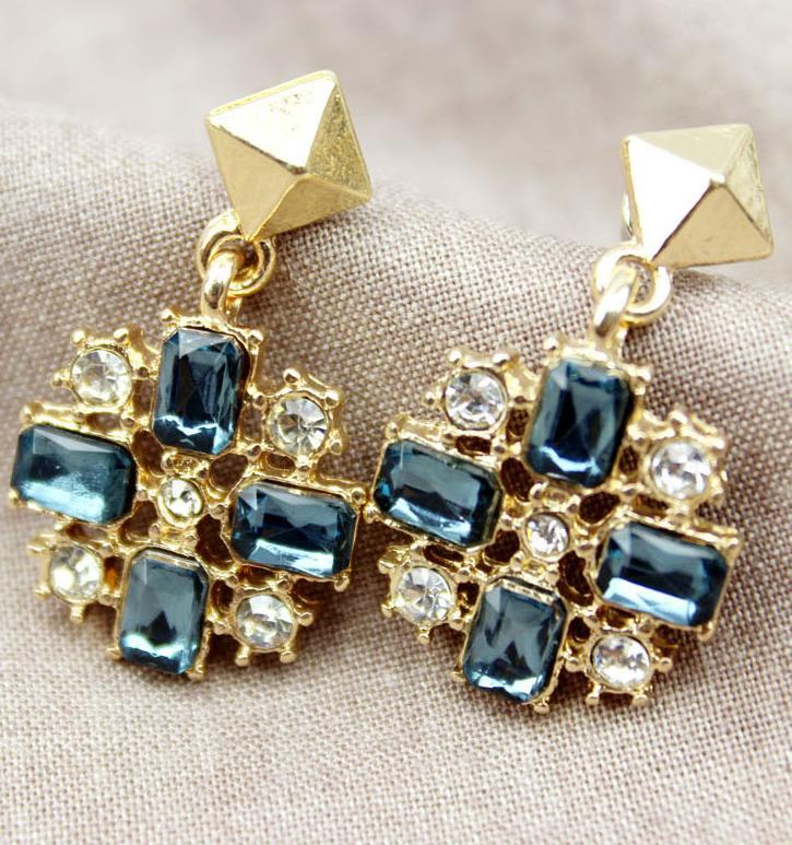 New Fashion Pretty Exaggeration Jewelry Earrings For Women Wholesale YX538 ABC