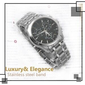 Image 2 - Bracelet de montre homme de marque Tissot T035 Couturier, 22mm 23mm 24mm, T035617 T035439A, acier inoxydable Bracelet de montre