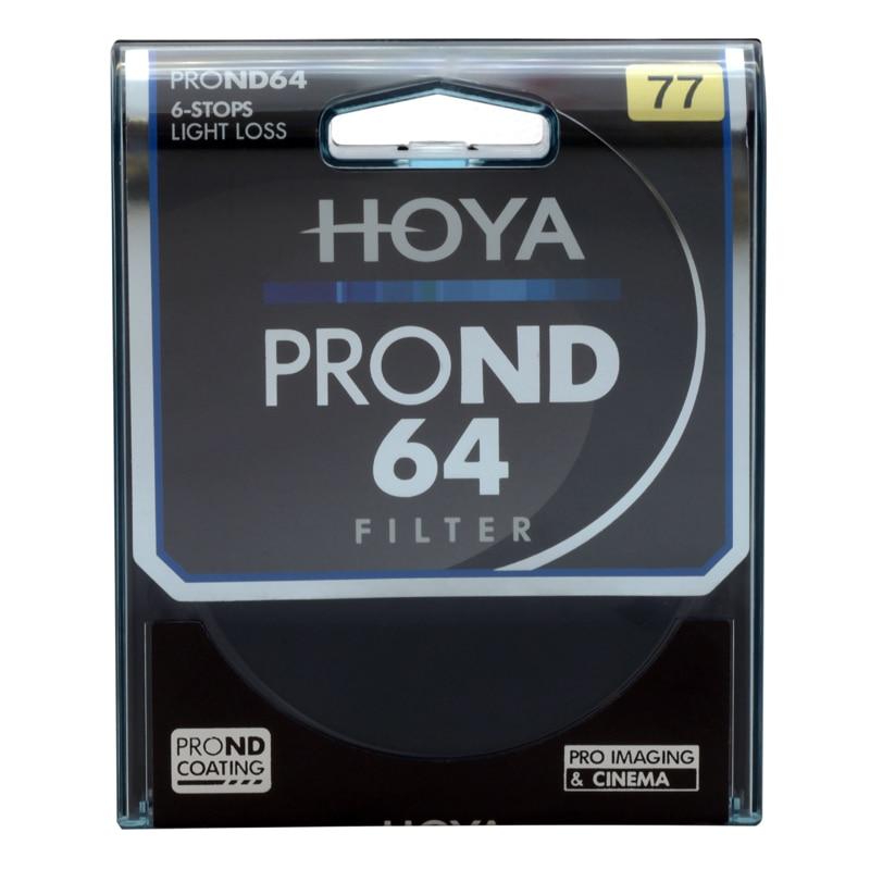 Hoya 82mm Pro ND500 Filter 9 Stops