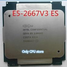Procesador Intel Xeon ES, E5 V3 E5-2667V3 QEYA, CPU de alta frecuencia, 2,90 GHz, 8 núcleos, 35M, E5, 2667V3, LGA2011-3, V3