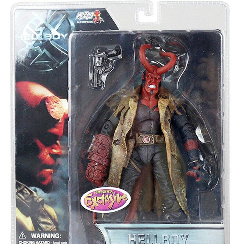 1pc Lego Horror Movie Figure Hellboy