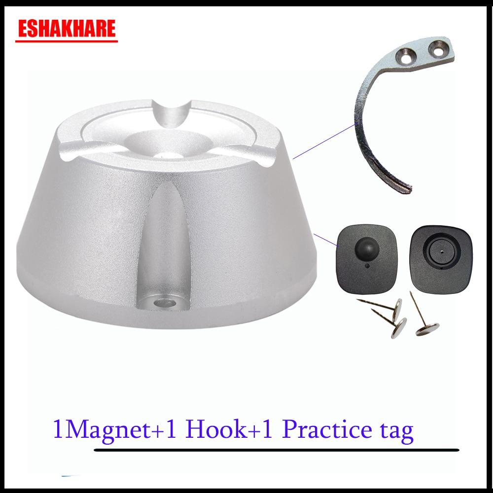 super security tag detacher 15000GS universal magnetic detacher 1 piece 1 handheld detacher hook 1 sensor tag eas free shipping