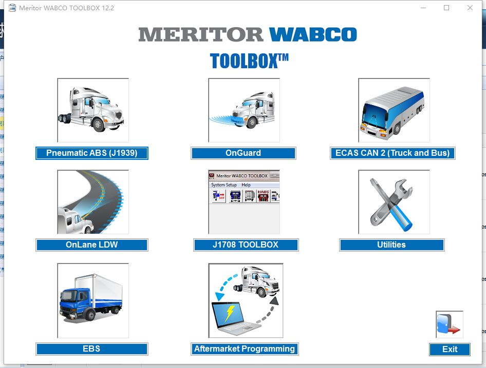 ФОТО Meritor Toolbox 12.3+crack [unlimited install] for wabco