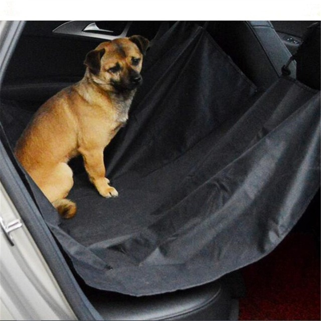 Medium image of waterproof pets hammock back seat dog cat cover pad for cars suv vans trucks machine