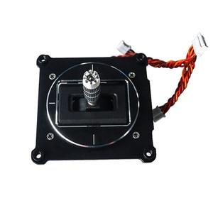 Image 2 - Датчик Холла Frsky M9 Gimbal M9 высокой чувствительности Gimbal для Taranis X9D & X9D Plus передатчик пульт дистанционного управления RC модели игрушки