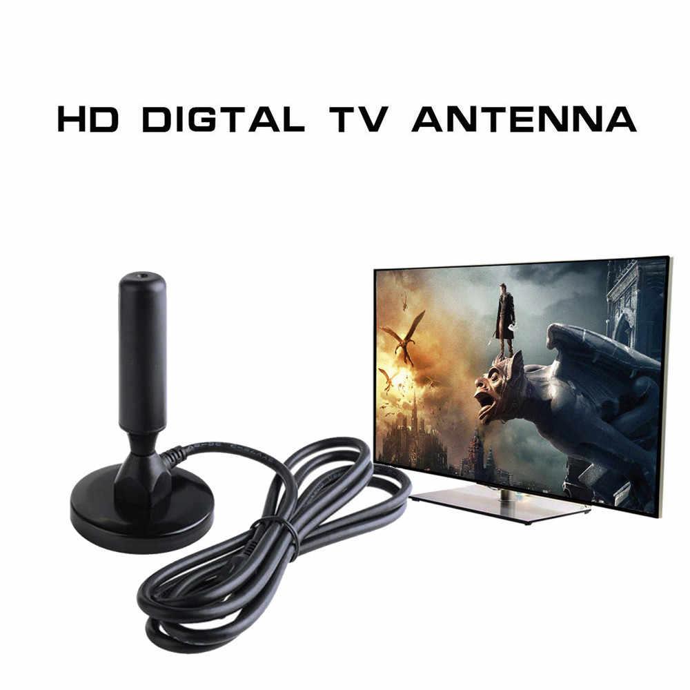 DTA240 Высокое разрешение караван цифровая, Бесплатный просмотр внутренняя телевизионная антенна Антенна Ариэль поддержка душевая головка