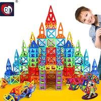 BD 214pcs Mini Magnetic Designer Construction Set Model Building Toy Magnetic Blocks Educational Toys For Kids