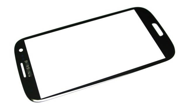 Outer touch Screen Top Glass Lens Replacement for samsung Galaxy S3 i9300 RED