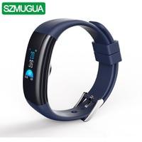 SZMUGUA DB11 Smart Watch Sports Smartband Bracelet Waterproof Color OLED Screen Heart Rate Monitor Blood Pressure Oxygen Tracker