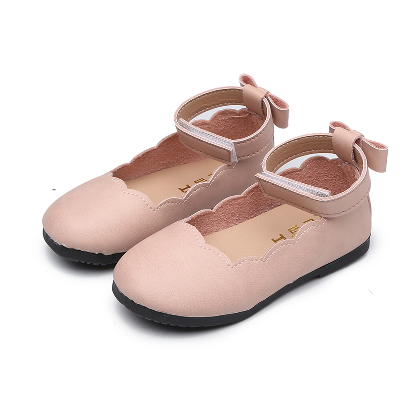 Clearance Sale 2018 Summer Kids Shoes For Girl Princess Flat Black Soft Sole Children Shoes ...