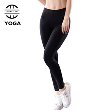 YEL GYM Leggings Newest Clothing Female font b Fitness b font Trousers For Women Compression Pants