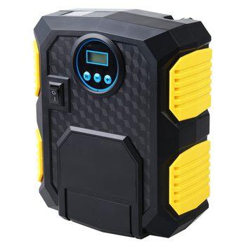 Gonfleur de pneu numérique 12V gonfleur de pneu de voiture numérique compresseur d'air électrique pompe Portable automatique