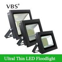 High Power LED Flood Light 10W 20W 30W 50W 70W 100W IP65 Waterproof Spotligth Lamp Gardden