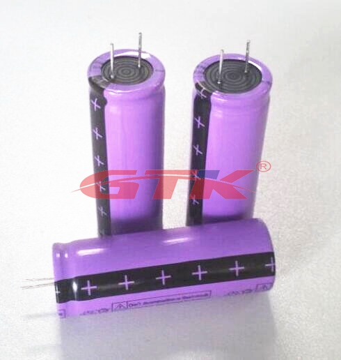10pcs 20C LTO 18650 2 4v 1500mAh Lithium titanate battery cell capacitor  for diy pack power tool long cycle life fast chage disc