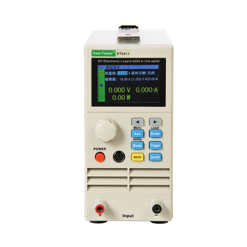 Professional programmable dc electrical load Digital Control DC Load Electronic Battery Tester Load 150V 40A 400W load ET5410Professional programmable dc electrical load Digital Control DC Load Electronic Battery Tester Load 150V 40A 400W load ET5410