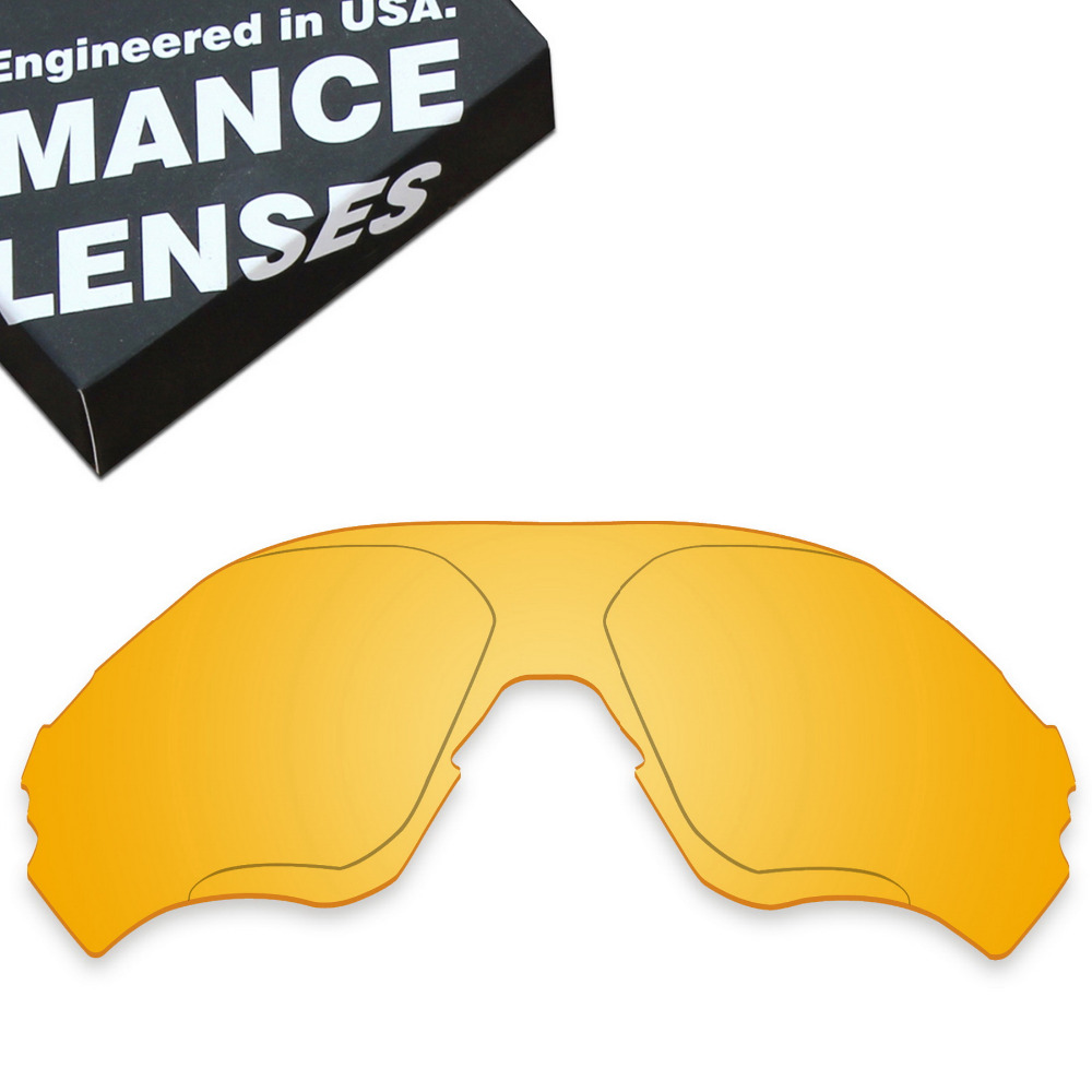5a08c5b45c Detail Feedback Questions about ToughAsNails Replacement Lenses for Oakley  EVZero Range Sunglasses Clear Yellow on Aliexpress.com