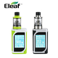 Clearence!!! 50W Eleaf IStick Kiya Vape Kit wi/ Built in 1600mAh Kiya MOD & 2ml GS Juni Atomizer & 1.5ohm / 0.75ohm GS Air Head