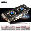 Yeston Radeon RX 580 GPU 8 GB GDDR5 256bit Gaming Desktop computer PC Video Graphics Karten unterstützung DVI/HDMI PCI-E X16 3,0