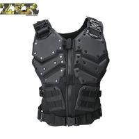 Military Tactical Vest Wargame Body Molle Armor Vest Camouflage Equipment Men Paintball Army Combat Clothes