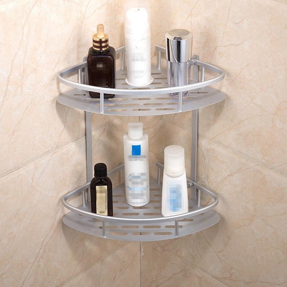 Shower Caddy Bathroom Triangle Shower Shelves Storage Basket ...