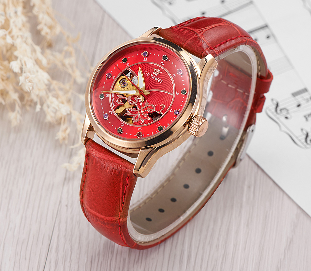 red watch women