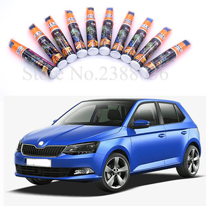 1Pcs Car Paint Care Blue Serie