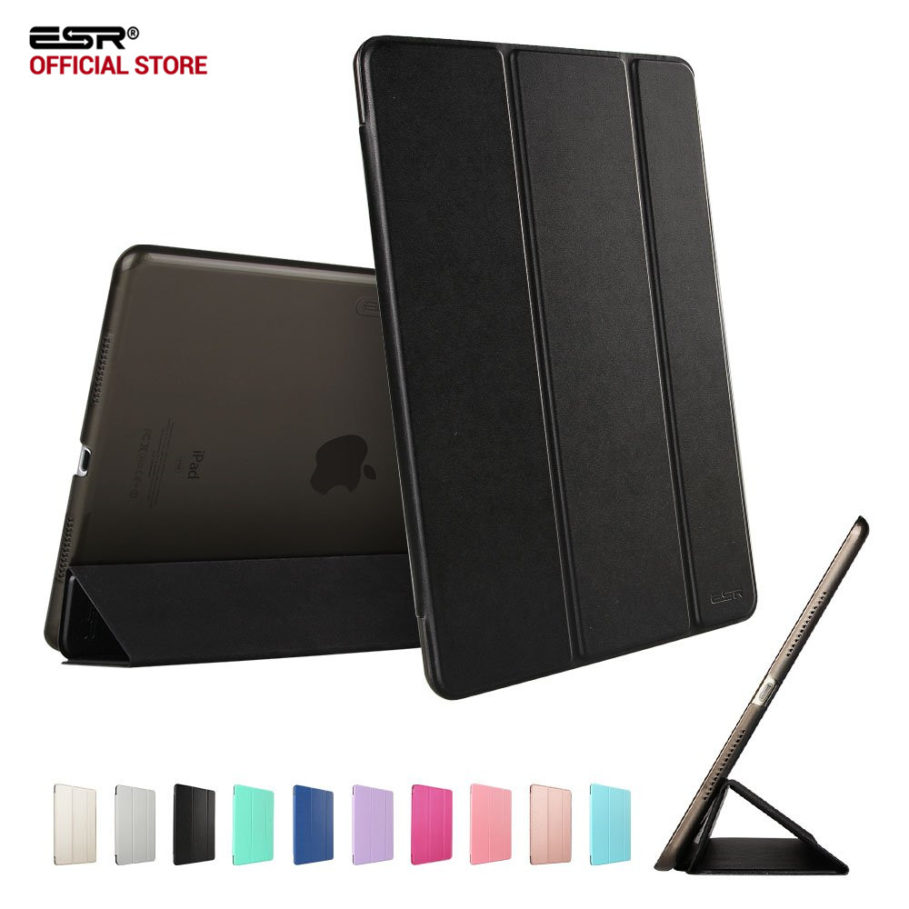 ESR Case for iPad Pro 9.7 Cover with Trifold Stand Magnetic Auto Wake Tablet Fashion Case for iPad Pro 9.7 Cover 2016 Release jduanl muay thai boxing waist training belt mma sanda karate taekwondo guards brace chest trainer support fight protector deo