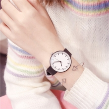 Fashion Candy Girls Quartz Watch Harajuku Pink Silicone Band Students Wristwatch Waterproof Reloj de dama