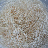 500g Package Natural Plant Rattan Silk Imported Indonesian Rattan Furniture Material Parts