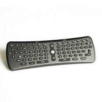 RC11 2.4 г беспроводной Fly Air Mouse Клавиатуры g-сенсор гироскопа мини игры ручной удалить контроллера для Android TV Box ноутбука Mini PC