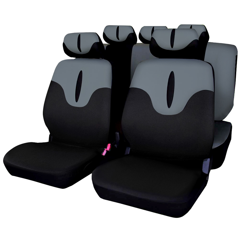 Car Seat Covers Car Protector Universal Promotion Car Accessories Interior Airbag Compatible Gray Color For Lada Largus|car seat cover|seat covers cars|seat cover - title=
