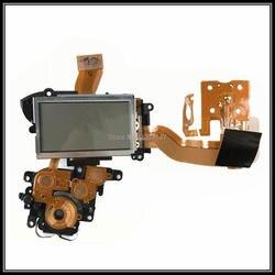 Oryginalny Top pokrywa LCD z kablem Flex FPC do aparatu Nikon D800/D800E aparat wymiana części naprawa jednostka