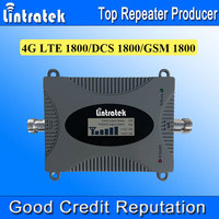 Lintratek Powerful 1800 Mhz 4G Repeater Band 3 4G LTE 1800MHz Amplificateur GSM 1800 Mobile Phone