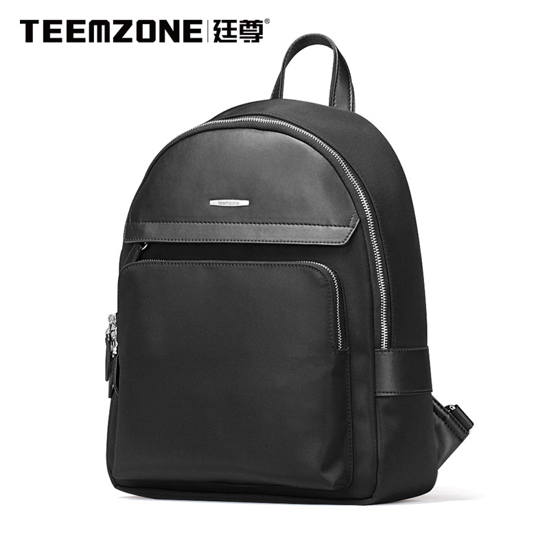 Teemzone Canvas Waterproof Backpack Men Casual Travel Beach Bag Boys Laptop Backpack Teenagers School Bags Free Shipping roblox game casual backpack for teenagers kids boys children student school bags travel shoulder bag unisex laptop bags