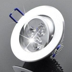 Оптовая продажа, светодиодный потолочный светильник Epistar 9 Вт, встраиваемый Точечный светильник, светодиодный Светодиодный светильник для ...