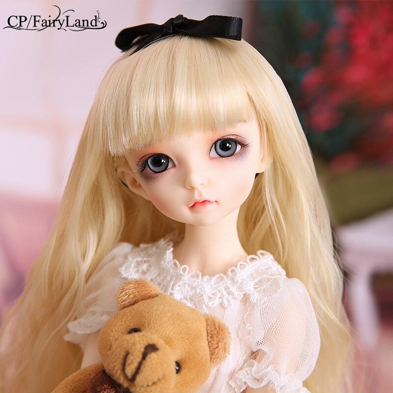 Minifee Ante Fairyland BJD SD poupée 1/4 modèle de corps bébé filles garçons jouets yeux haute qualité boutique de cadeaux résine Anime FL luodoll