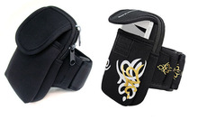 Sport Wrist Arm Bag Mobile Phone Key Package Coin Purse Arm Band Case Universal Moblie Phone