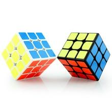 Shengshou Legend 3x3 Magic Cube Professional Speed Cube PVC Sticker Puzzle Cube Boys Gifts Educational Toys