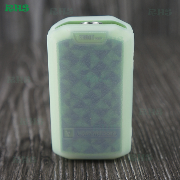 2pcs Original Silicone Wrap Cover Tarot Nano 80W Starter Kit with 2ml Tank Capacity Cigarette Ecig