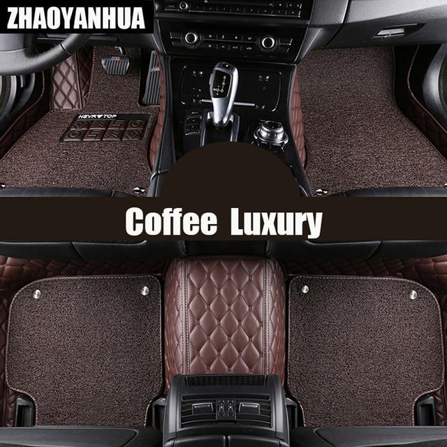 Custom Fit Car Floor Mats For Hyundai Ix25 Ix35 Elantra